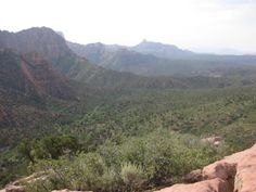 Park Family Insurance > Blog Kolob Canyon, looking south... Zion National Park