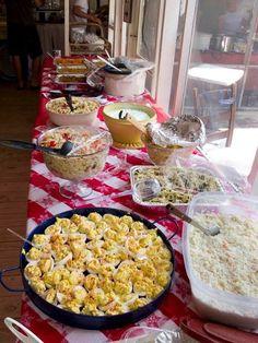 40 Amazing Family Reunion Ideas - FOOD IDEAS