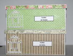 Caixas Organizadoras 2
