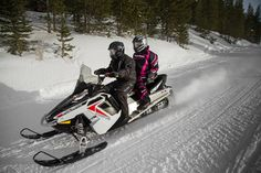 It has room for two. Polaris Snowmobile, Racing, Vehicles, Car, Room, Running, Bedroom, Automobile, Auto Racing