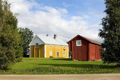 Verner Rasmus museum, Vöyri, Ostrobothnia province of Western Finland.- Pohjanmaa - Österbotten