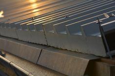 corrugated aluminium insulation - Google Search