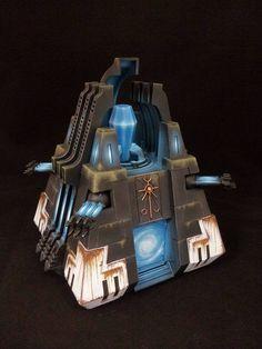 Necron Monolith #40k #wh40k #warhammer40k #40000 #wh40000 #warhammer40000…