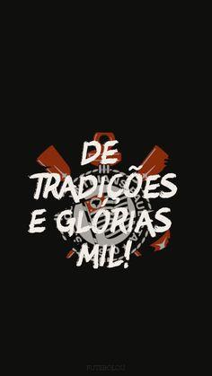 De tradições e glórias mil! Corinthians Time, Best Profile Pictures, Sports Clubs, Darth Vader, Wallpapers, Football Pics, Football Pictures, Art, Life