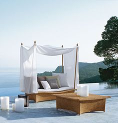 Cane Conservatory Furniture Outdoor Home Interior Design Idea 32 Most Interesting Outdoor Furniture Designs