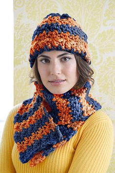This is one of my favorite scarf patterns.  So easy and versatile.  I've modified with more chains, less chains, different yarn, and different hooks.  Very versatile.  Just remember it has to be an odd number of chains to start.