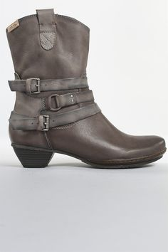 Pikolinos Brujas Mid Boot in Dark Grey