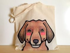 Hey, I found this really awesome Etsy listing at https://www.etsy.com/listing/234717160/full-color-custom-pet-tote-custom-pet