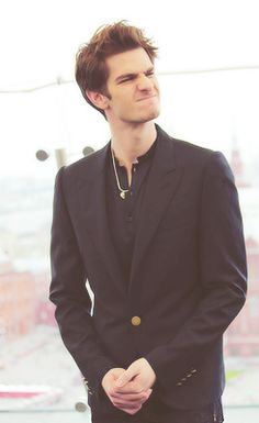 Judge me if you want...But Andrew Garfield is pretty amazing....... :)