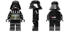 Quirky Item of the Week: LEGO® Star Wars™ Darth Vader Minifigure Clock | The Daily Quirk | (Image Credit: LEGO)