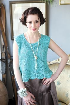 Camisole top - Issue 103