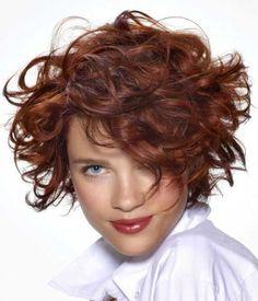 15 Últimos Peinados Rizos cortos para rostros ovalados //  #cortos #ovalados #para #Peinados #rizos #rostros #últimos
