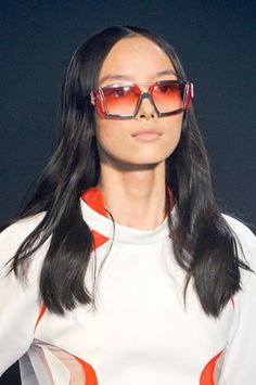 2013 Spring Trend: Statement Sunglasses!  (Prabal Gurung) The more dramatic the better!, All sizes, shapes and colors!
