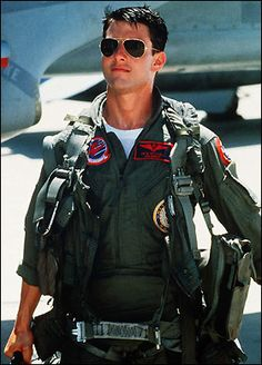 Loved Top Gun....Loved Maverick even more!  Tom Cruise at his FINEST...*Drool*