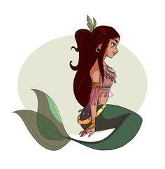 miranda yeo mermaid - Google Search
