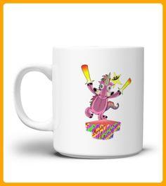 SUPER LASER UNICORN Mug - Einhorn shirts (*Partner-Link)