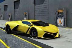 Cool Car Of The Day - Lamborghini Cnossus