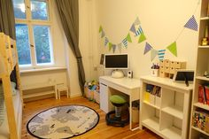 Kinderzimmer Fur Zwei Jungs