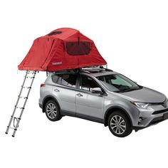 The Yakima SkyRise Roof Top 2 Person Tent is a car camping tent for two. Earn up to back in Moosejaw Reward Dollars on every order. Truck Tent Camping, Diy Camping, Family Camping, Camping Ideas, Minivan Camping, Camping Gadgets, Outdoor Camping, Glamping, Rv Camping