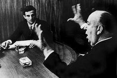 Francois Truffaut y Hitchcock