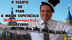PSDB x SIEMENS = Maior espetáculo de corrupção de todos os tempos!