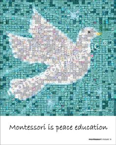 Peace dove - Happy International Day of Peace on Sept. 21st!