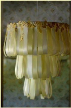 candelabro de cintas