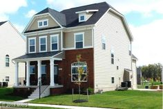 24984 Givens Pl, Aldie, VA 20105 Seller being relocated! Beautiful John Steinbeck by Ryan Homes completed May 2015. Gourmet kitchen w/granite, backsplash, SS appliances. Upgraded hardwoods on main level, upgraded carpet. 5th bedroom had private staircase w/full bath and walkin closets- perfect for au pair/in-law suite! Custom paint, custom blinds, new washer/dryer and patio with fire pit. Still under Builder Warranty! Located in cul-de-sac. Must See!