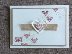 handmade by Julia Quinn - Independent Stampin' Up! Demonstrator: Time to show YOU!