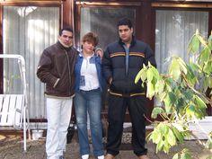 Sergio, Eliane, Julho - 2005