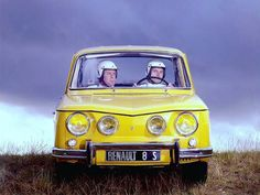 Renault 8 S | Flickr - Photo Sharing!