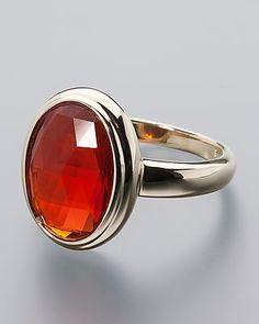 Goldring mit Cherryopal #terraopalis #terra #opalis #schmuck #edelsteine #opal #jewelry #gemstones