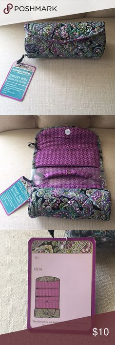 SOLD OUT NWT Large Floral Cosmetics Bag Cosmetics Floral and Bag