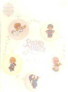 Precious Moments in Miniature Vol. 1 (PM-22): Gloria and Pat; Samuel Butcher: Amazon.com: Books - $5.90