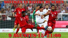 Prediksi  Nottingen vs Bayern Munich 9 Agustus 2015