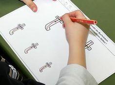 Stationenarbeit Buchstaben :: Sonderp�dagogisches F�rderzentrum Sulzbach-Rosenberg