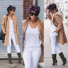 Hi guys don't forget I'm posting all my new post at Kyrzayda.com This look is up White on White