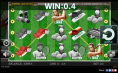 A unique concept where losses can suddenly turn into profits. This is mainly because the multiplier prize is designed to increase by up to 80x your stake. https://www.megajackpot.com/games/tennis-champions/?ref=pinterest