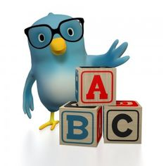 Five Steps To Get Started On #Twitter - remember it's okay to lurk!