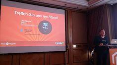 """#mm15de - Business-Raum - Session """"Was Ihre Kunden erwarten – Die visuelle Revolution"""" - Jens Neumann"""