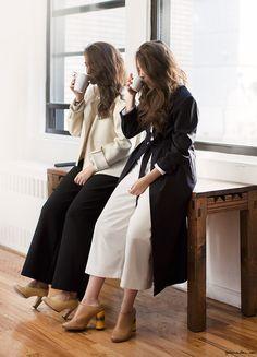 Style Story / Tanya & Zhenya Posternak, COS / Garance Doré