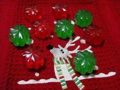 Mini Jabones de Navidad