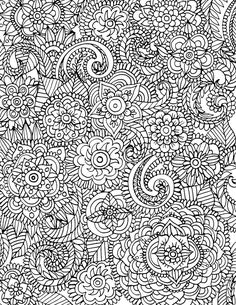 free coloring page from Alisa Burke