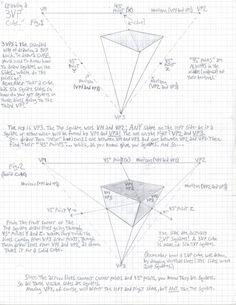 3VP 8: Third Vanishing Point Cubes by GriswaldTerrastone