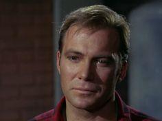 William Shatner - The City on the Edge of Forever. Star Trek TOS