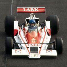 1978 McLaren M26 - Ford (Brett Lunger)