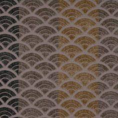 Ania Fabric - Mink (FF402) - Wilman Interiors Sanya Fabrics Collection