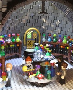 A Supermom Created This 400,000-Piece Hogwarts Castle Out of LEGOs, and We Are…