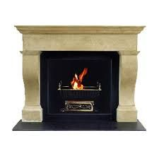 Mt Vernon Mdf Primed White Fireplace Mantel Surround 36 Inch Modern Mantels By Chimney Pinterest