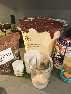 Protein Powder Recipes, Protein Shake Recipes, Protein Foods, Smoothie Recipes, Smoothies, Arbonne Shake Recipes, Arbonne Protein Shakes, Healthy Living Recipes, Whole Food Recipes